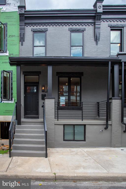 Conveniently located in the heart of  Brewerytown,  this modern townhouse is steps from Girard Avenue's shops, restaurants, breweries, cafes, and close to the Jefferson Street playground and park. This smart, spacious home was completely renovated from top to bottom for Summer 2019.  Welcoming you from the front porch of this home is the main living space. The first floor features an open living room/kitchen combination with recessed lighting and hardwood floors.  The modern kitchen features a subway tiled backsplash, sleek granite countertops, stainless steel appliances, and Hanssem cabinets with direct access to the well-appointed first-floor laundry/mudroom.  There are three well-sized bedrooms and an updated bath highlighted with designer tile. Completing this home is a large basement with plenty of space for storage that can easily be repurposed for additional living area. Quick access to I-76, Kelly Drive, Fairmount Park, Boathouse Row, the Museum District, and Center City.