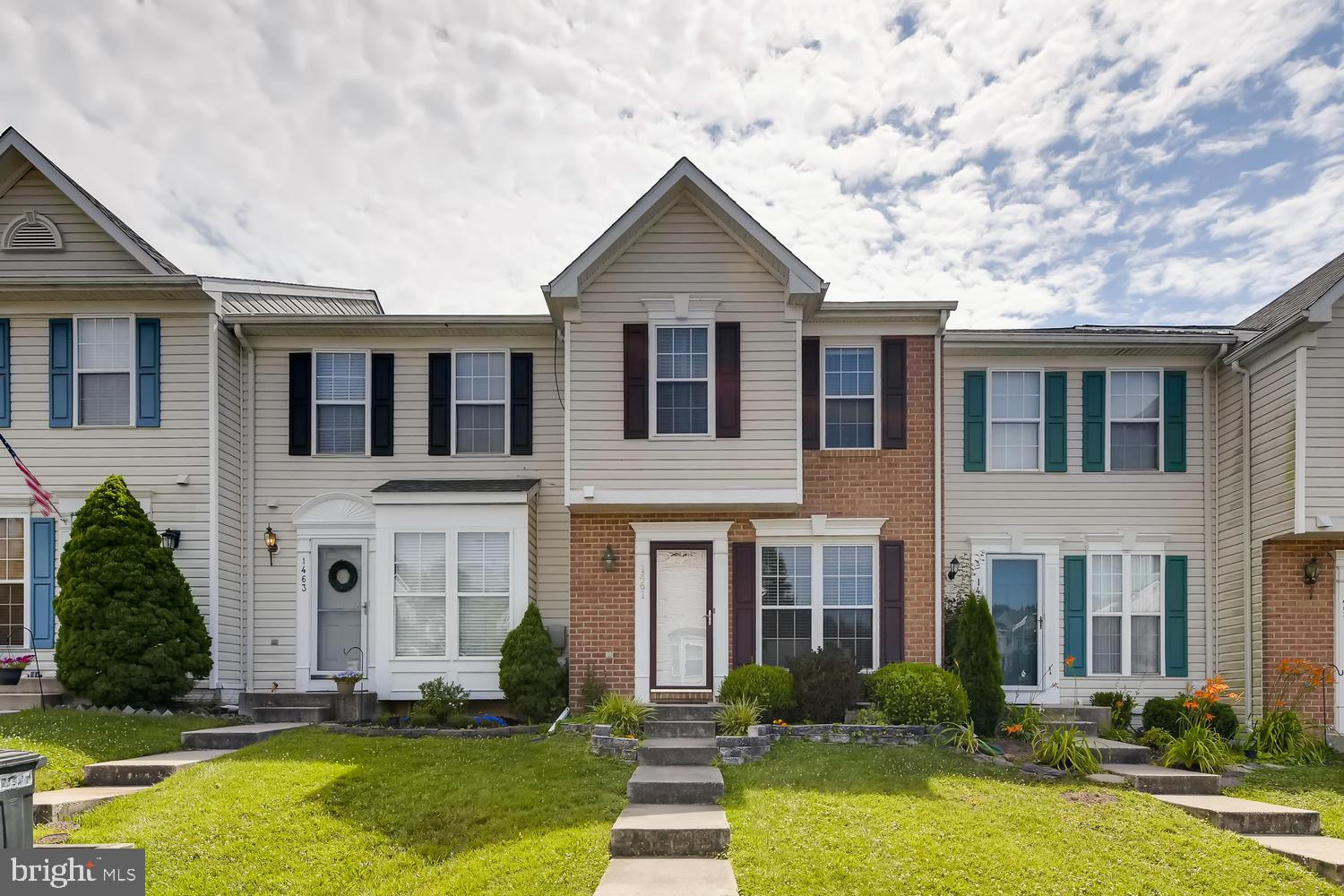 1461 GOLDEN ROD COURT, BELCAMP, MD 21017