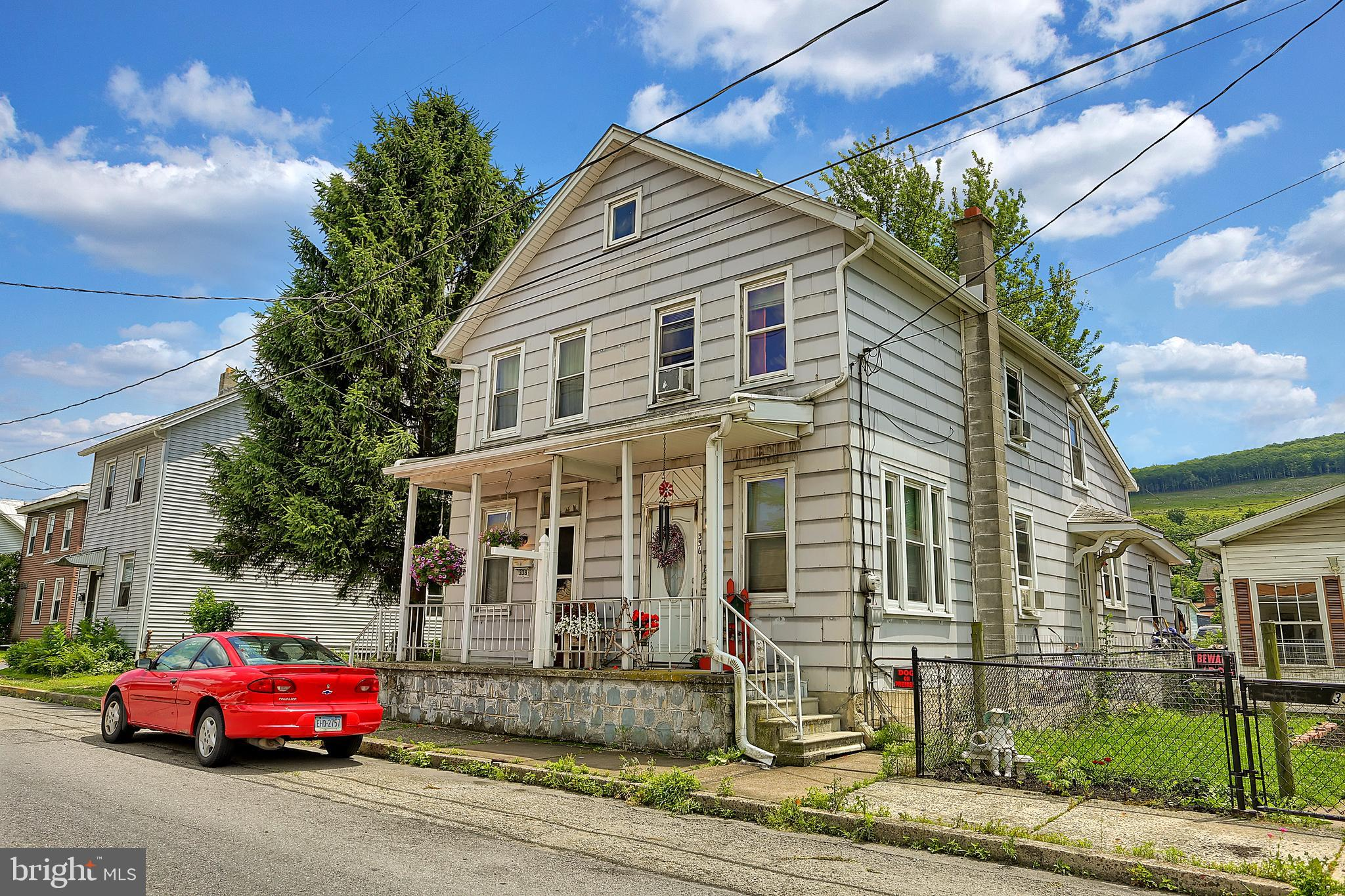 338 N 2ND STREET, LYKENS, PA 17048