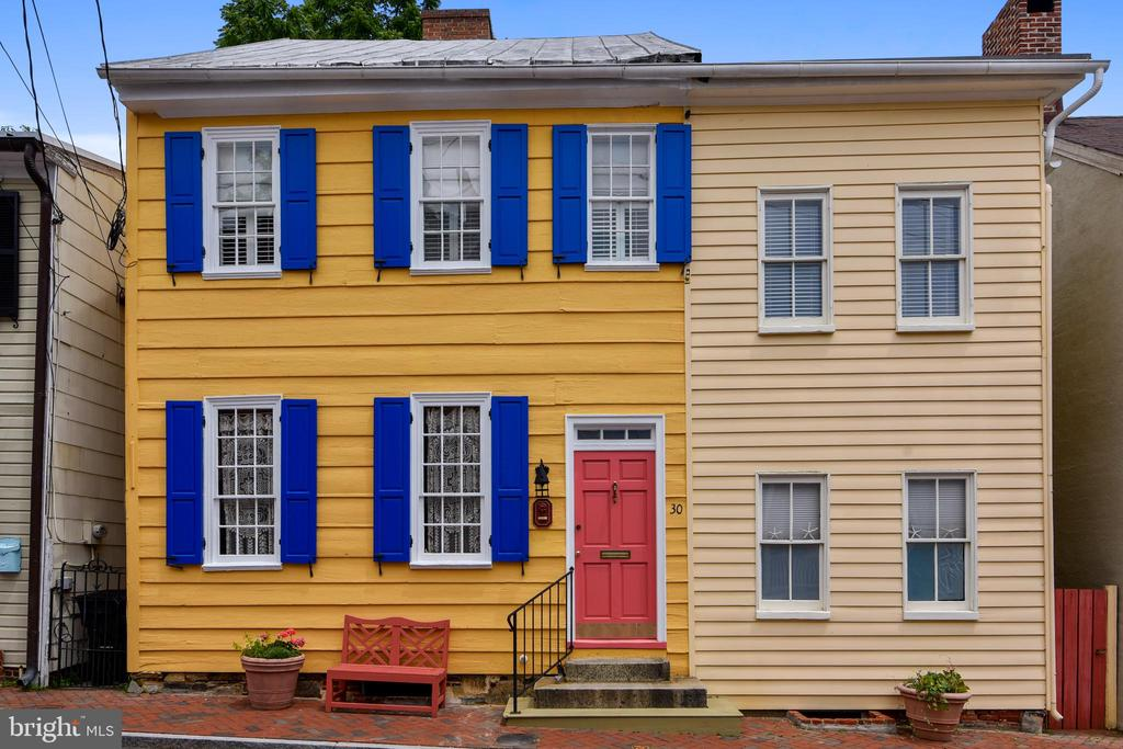 30  CORNHILL STREET 21401 - One of Annapolis Homes for Sale