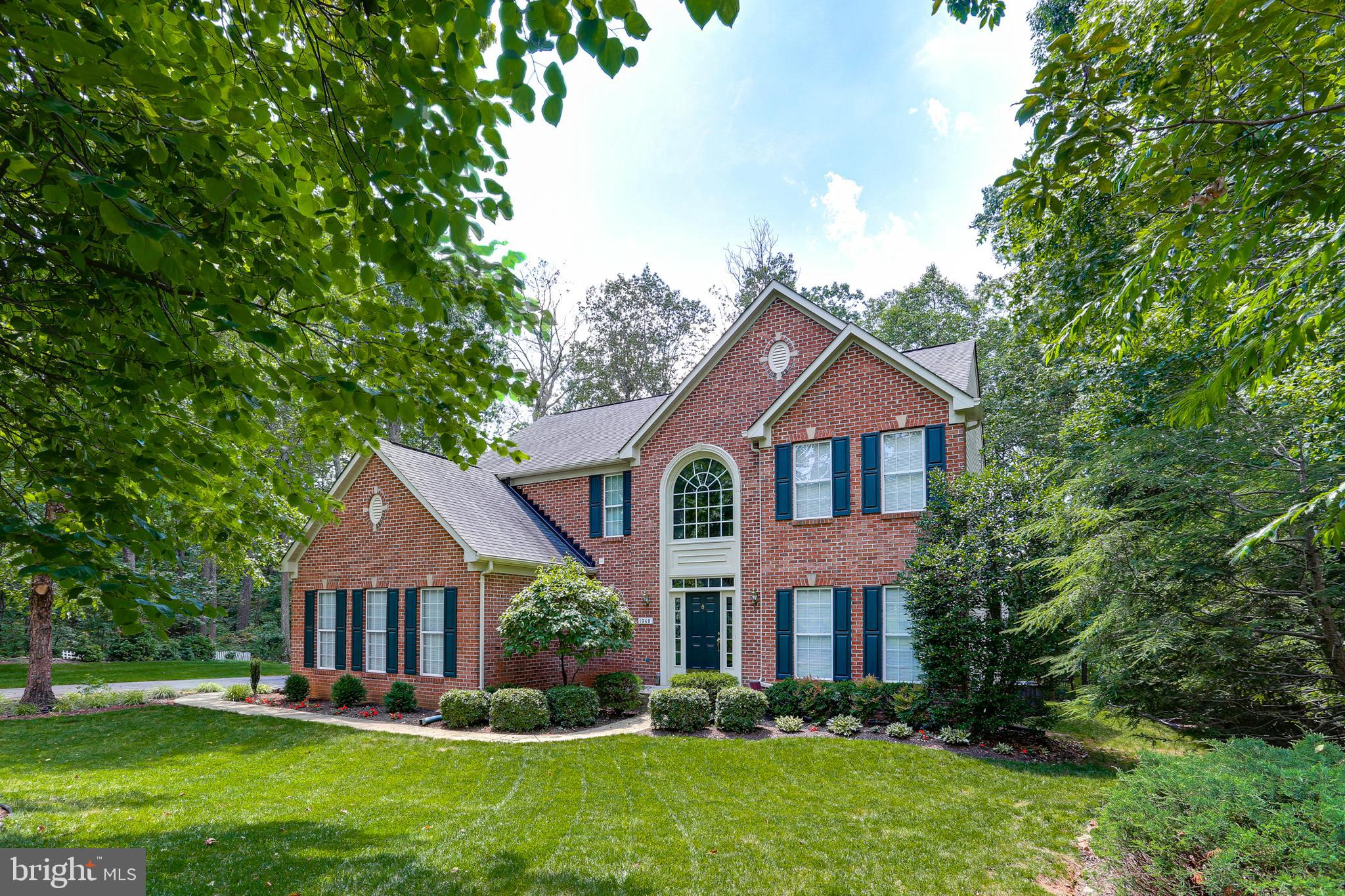 1948 SYCAMORE SPRING COURT, COOKSVILLE, MD 21723