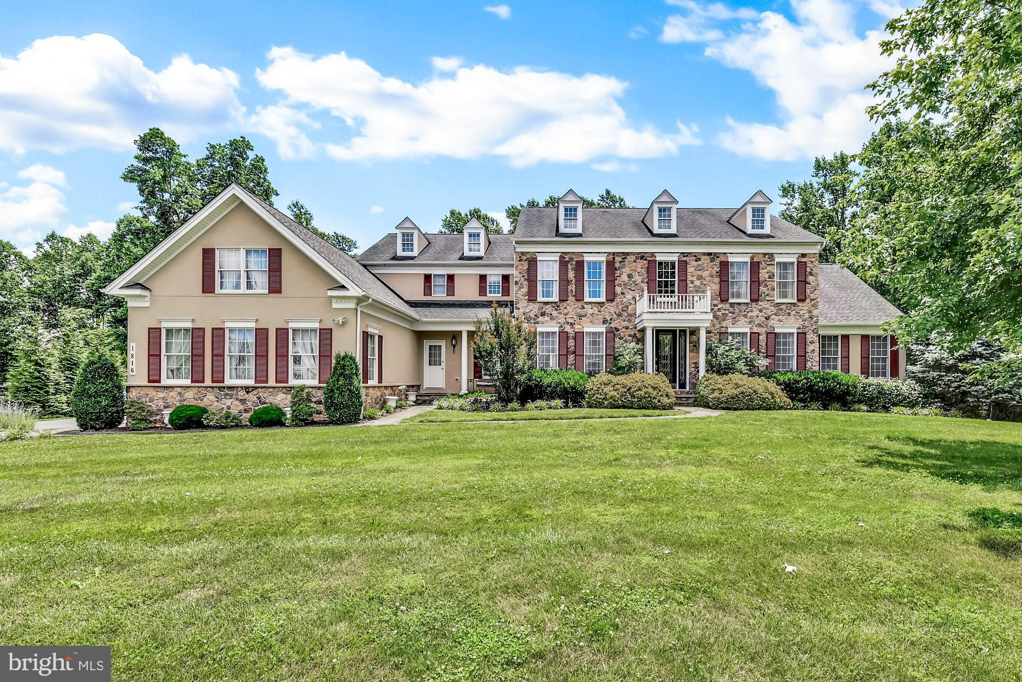 1816 MORNING BROOK DRIVE, FOREST HILL, MD 21050