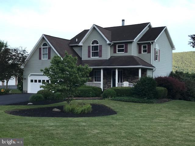 258 MCGEARY ROAD, THOMPSONTOWN, PA 17094