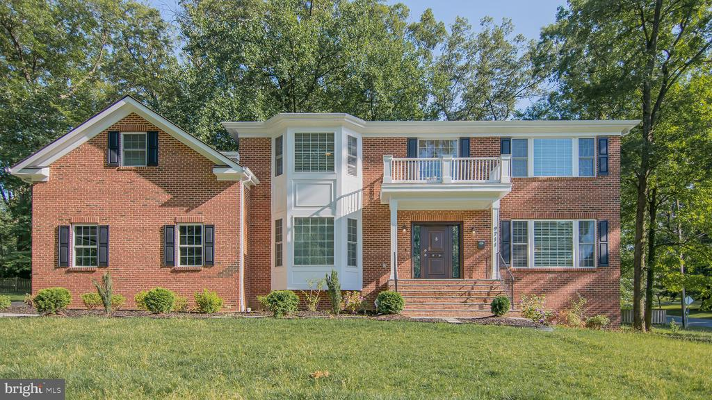 9711  ASHBY ROAD, Fairfax, Virginia