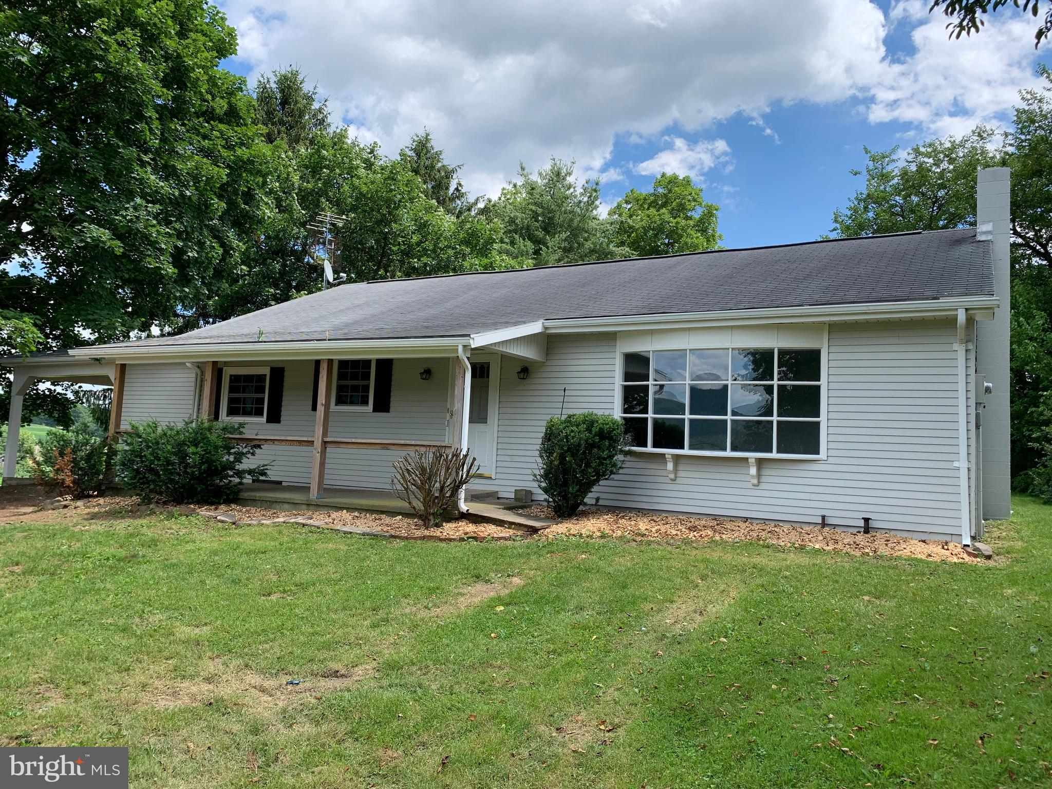 9116 STAGE ROAD, MCCLURE, PA 17841
