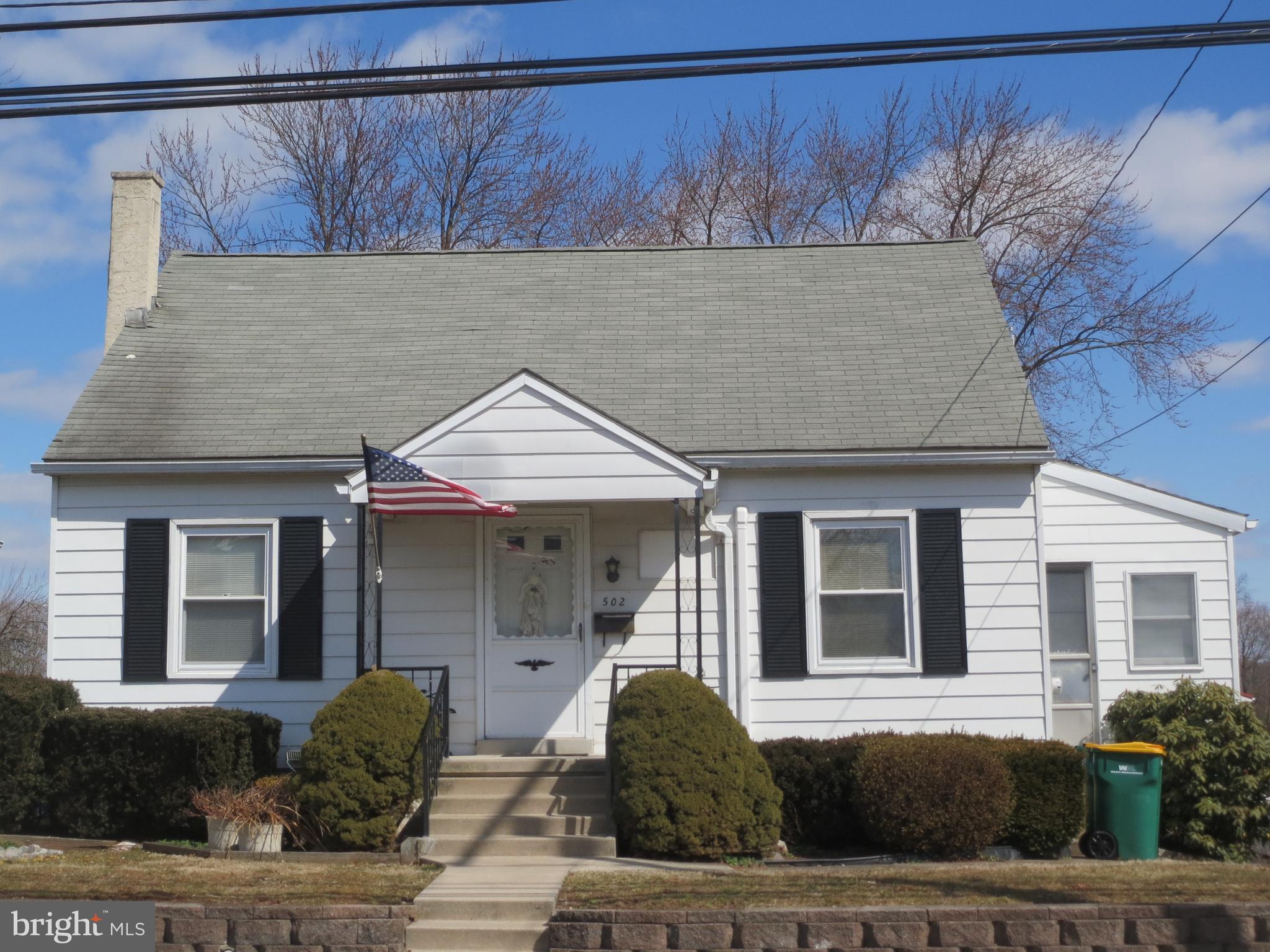 502 ADAMS STREET, RED HILL, PA 18076