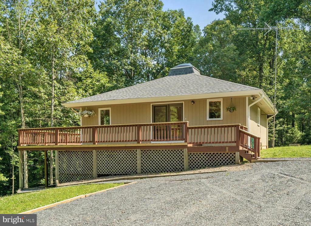 4520  FREE STATE ROAD, Marshall in FAUQUIER County, VA 20115 Home for Sale