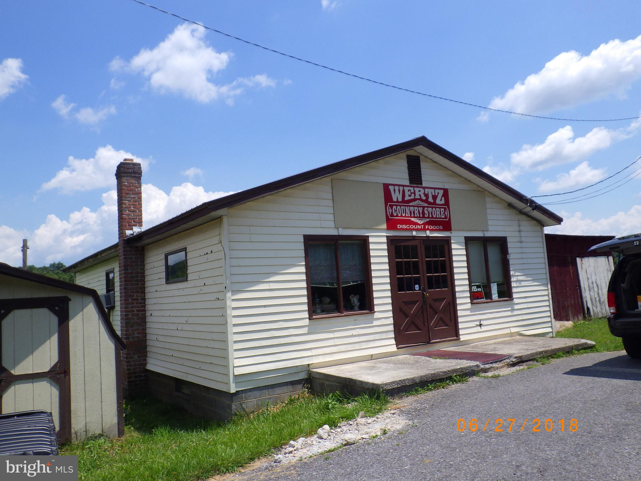 12379 BUCK VALLEY, WARFORDSBURG, PA 17267