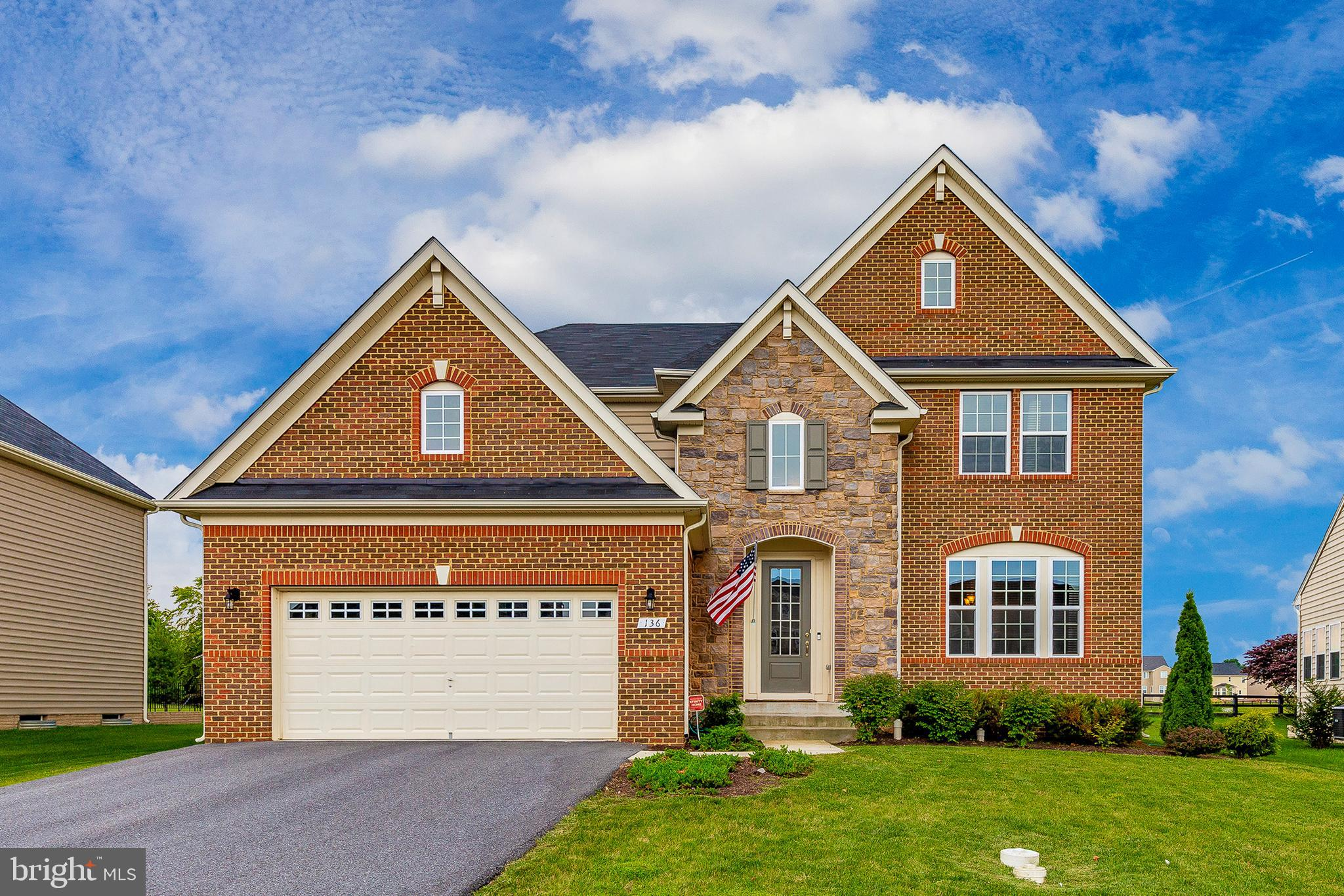 136 SUNLIGHT COURT, FREDERICK, MD 21702