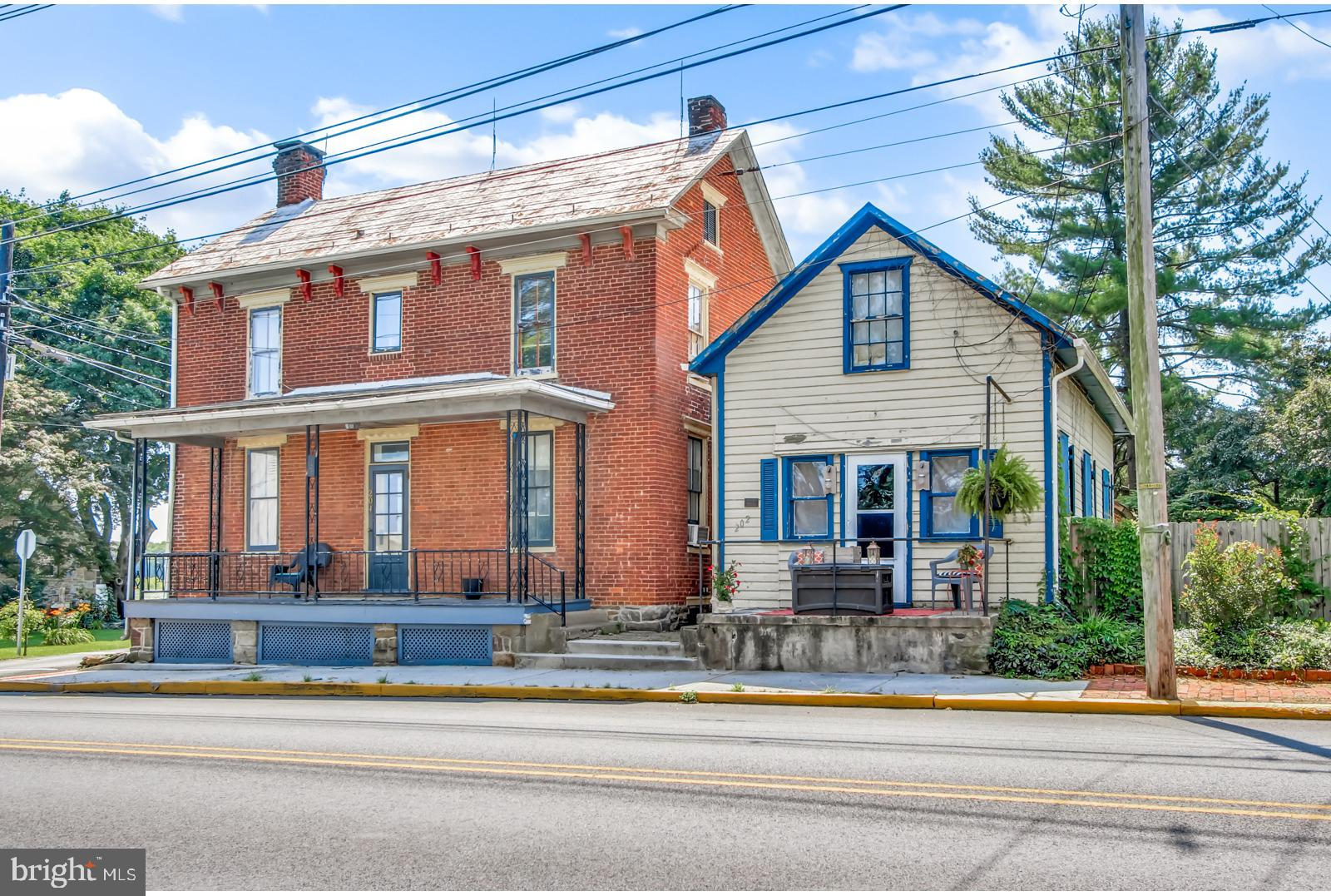 202 E MAIN STREET, FAIRFIELD, PA 17320