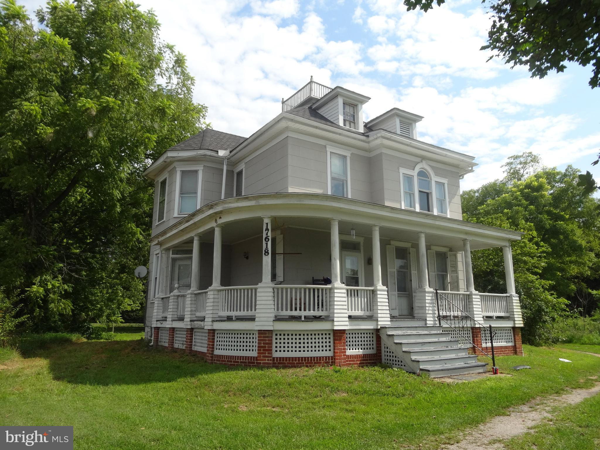 17618 LAPPANS ROAD, FAIRPLAY, MD 21733