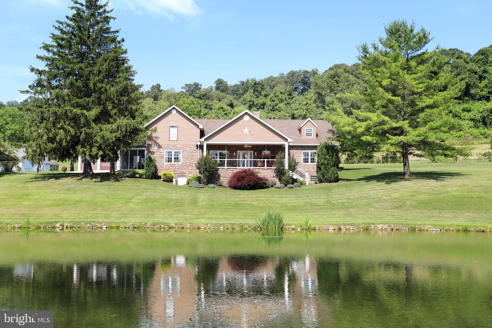 745 GREEN LANE ROAD, WARFORDSBURG, PA 17267