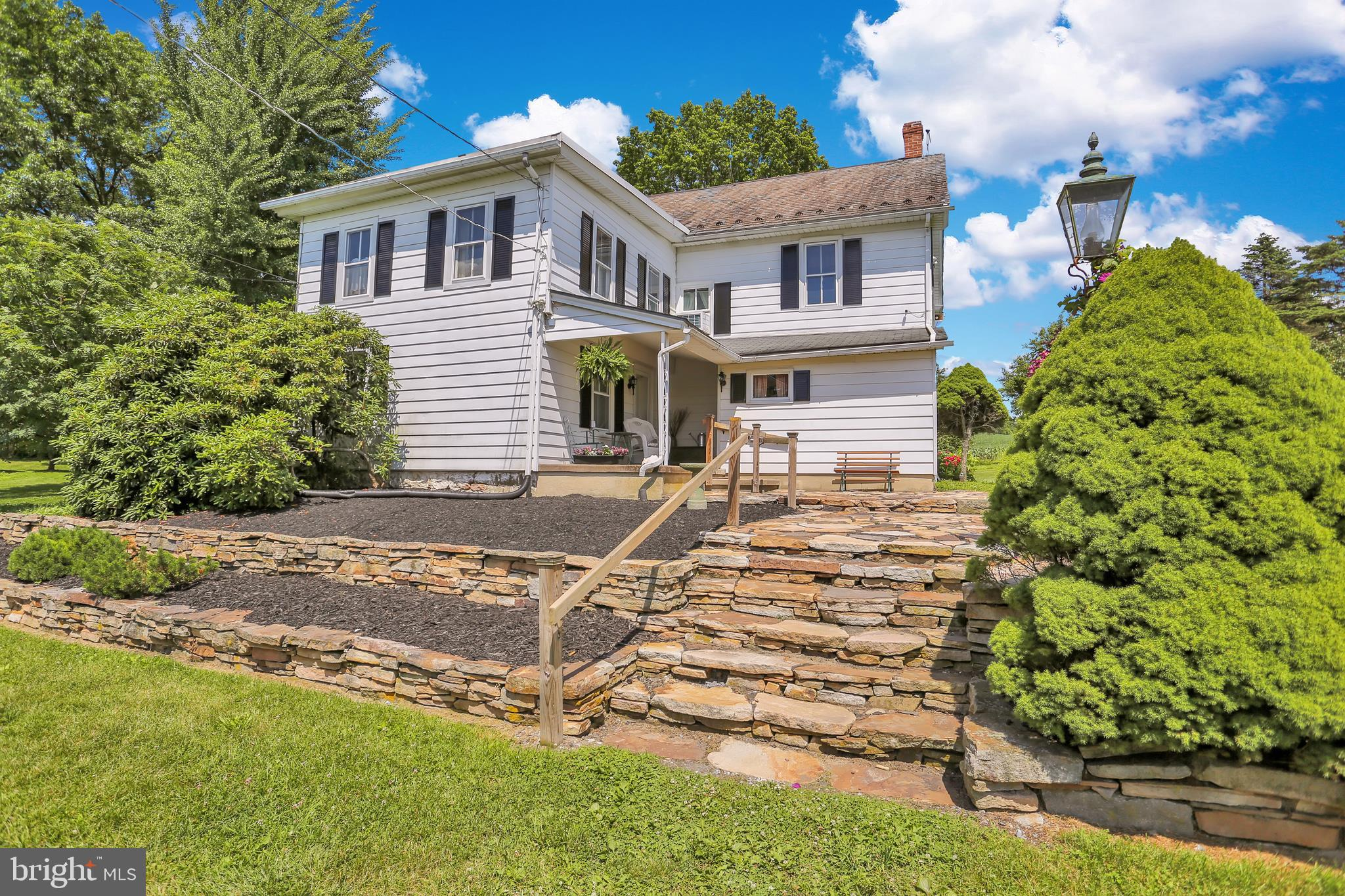 6483 BAKE OVEN ROAD, GERMANSVILLE, PA 18053