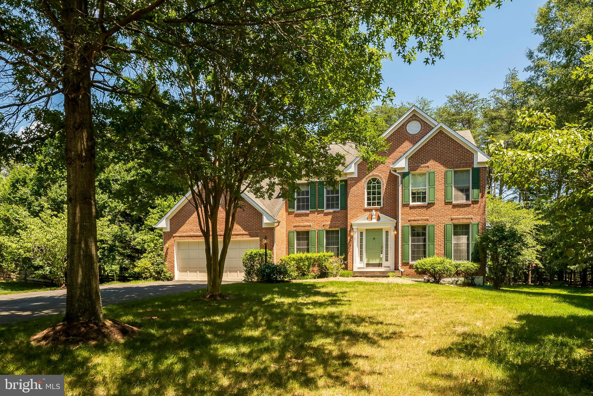 8101 WILLOWGATE PLACE, GLENN DALE, MD 20769
