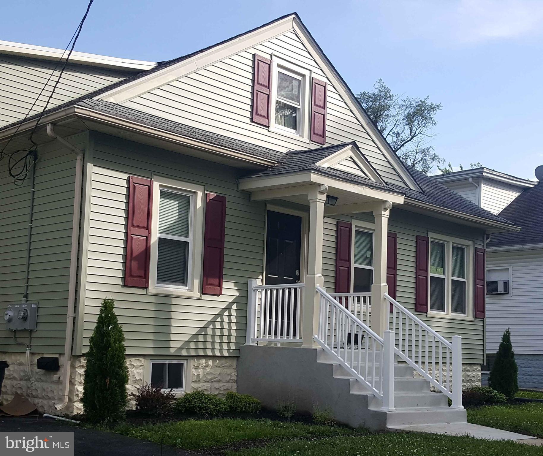 118 E CLINTON AVENUE, HADDON TOWNSHIP, NJ 08107