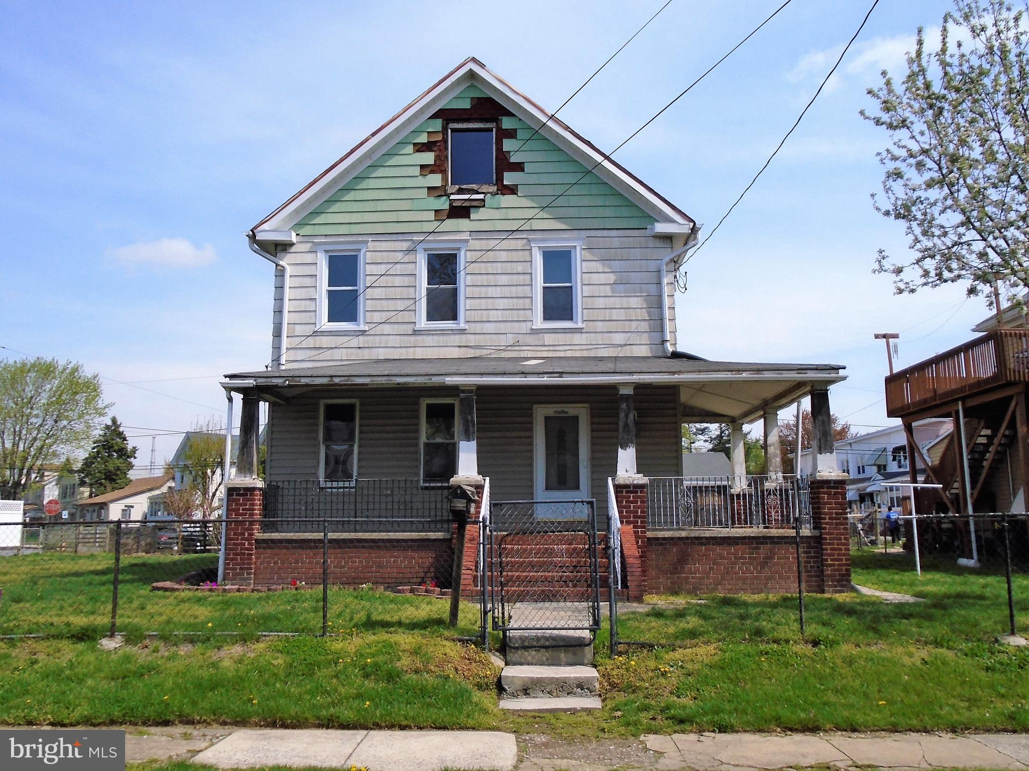 1557 CHICHESTER AVENUE, MARCUS HOOK, PA 19061