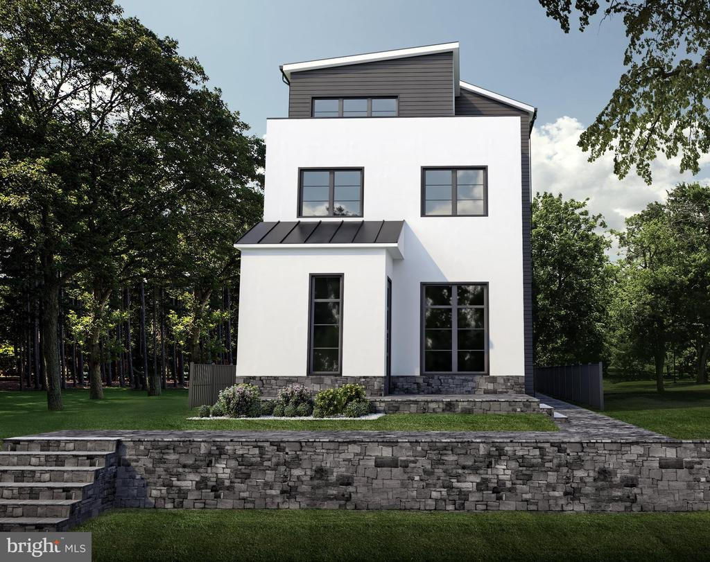 Nestled in the heart of the Palisades neighborhood and community, this beautiful HDBUILDS home will be available in early Summer 2020.  It features 5 bedrooms, 4.5 baths, 4,700+ sq ft of contemporary living space.  Formal living and dining rooms that complement open family room and kitchen / pantry.  Master suite with two extra-large closets, luxurious bathroom, private deck.  Sun-filled third floor playroom / office with second deck.  Finishes include high ceilings / tall doors, aluminum-clad wood windows, extra-wide wood floors, Waterworks fixtures / tile and professional and paneled kitchen appliances.  Short walking distance to restaurants / coffee shops, pilates / yoga, bank / ATMs, post office / UPS, Palisades library and Sunday farmers market.  One block from Battery Kemble Park.  Near to St. Patrick's Episcopal Day School, Field School, Lab School and River School. Zoned for Key Elementary School, Hardy Middle School, and Woodrow Wilson High School.  Easy commuting access to Maryland, Northern Virginia, and downtown DC.  Home finish selection by Taylor Deering, SpacedOut