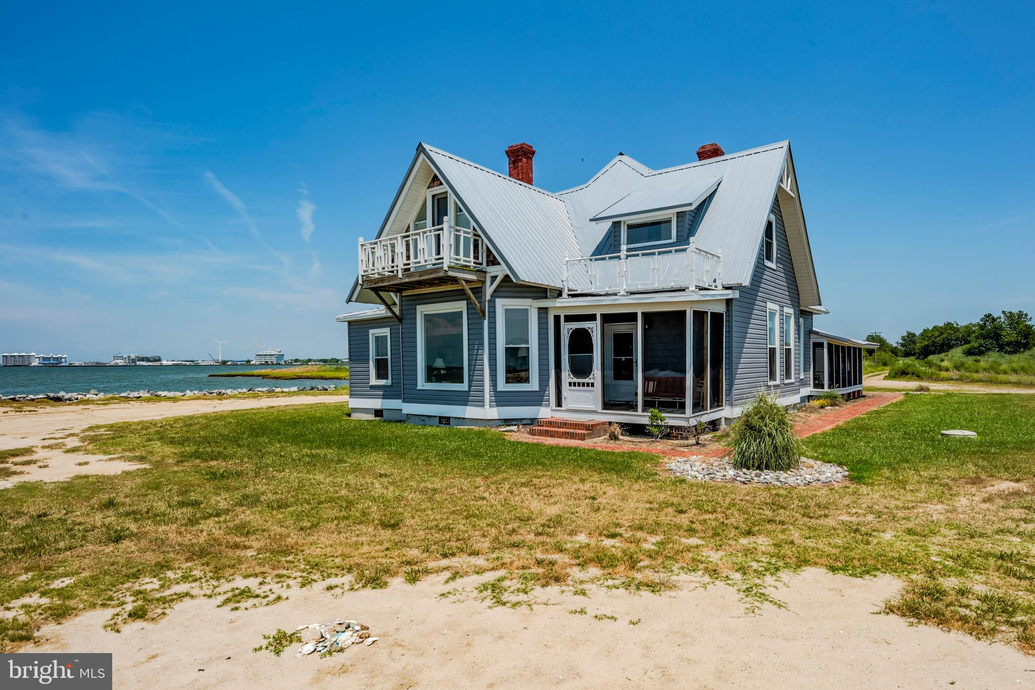 1 LAVELETTE ROAD, CRISFIELD, MD 21817