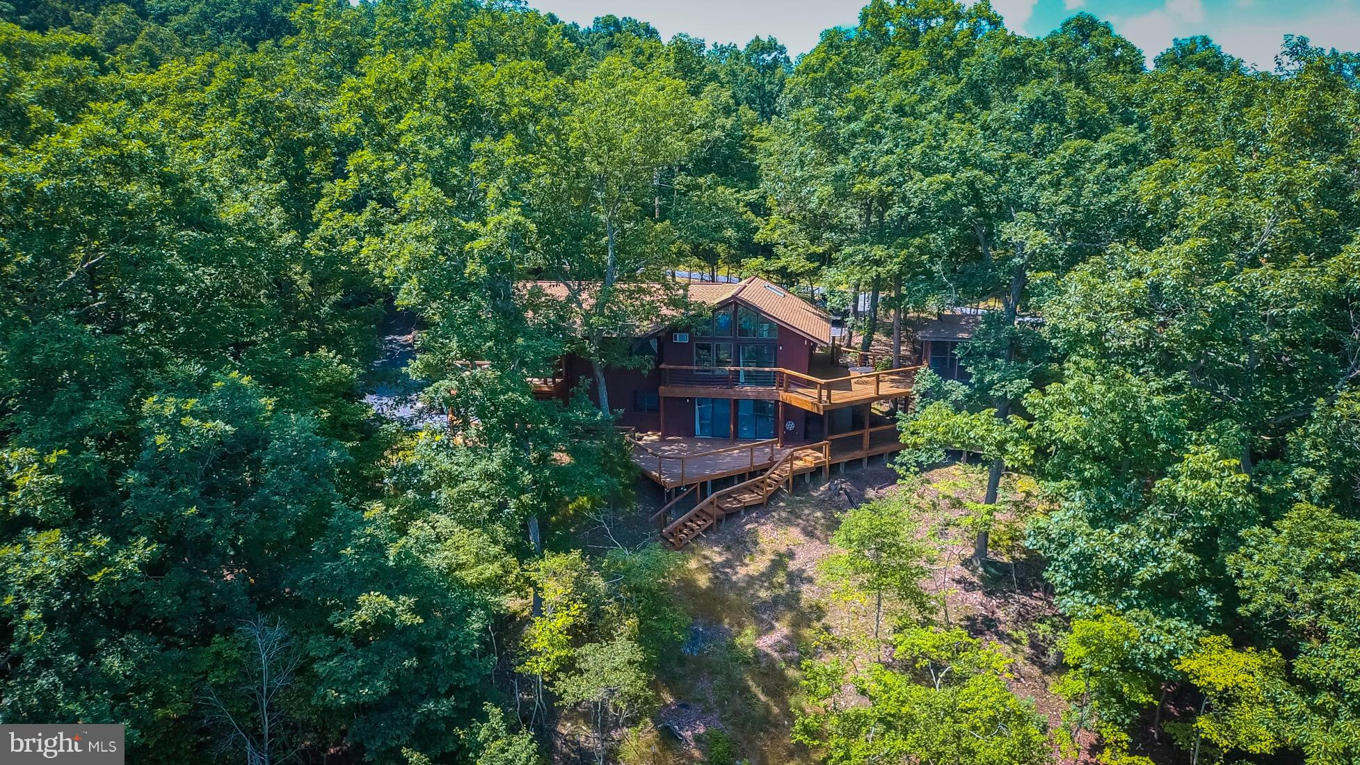 857 PIONEER TRAIL, GREAT CACAPON, WV 25422