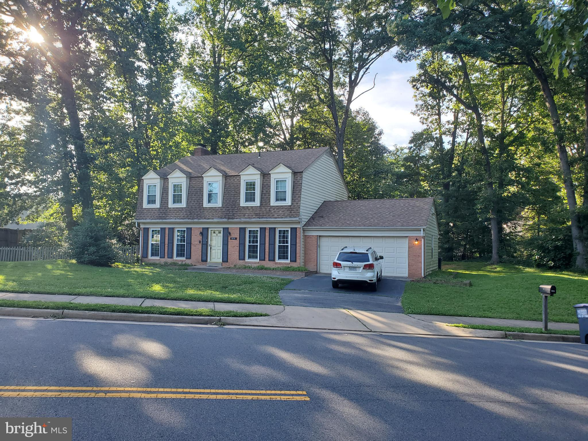 Price under market. Just need a some landscaping.  Remodeled open kitchen with granite counters. Hardwood floor  on Main Level and Upper. New hot water, huge brick patio, and flower beds. Convenient to George Mason University,  Minute to Pentagon bus stop, and minutes to the VRE*