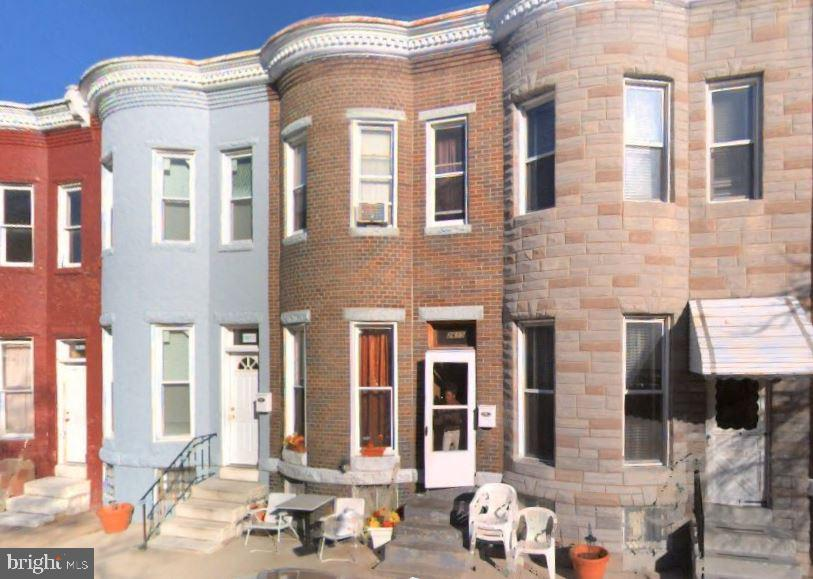 Rental Portfolio Liquidation Sale: Call Office To Buy Now! 2 Story Townhome located in Better Waverly. In close proximity to the Greenmount Ave Commercial District. Property is rented $800/Month Annual scheduled rent $9,600