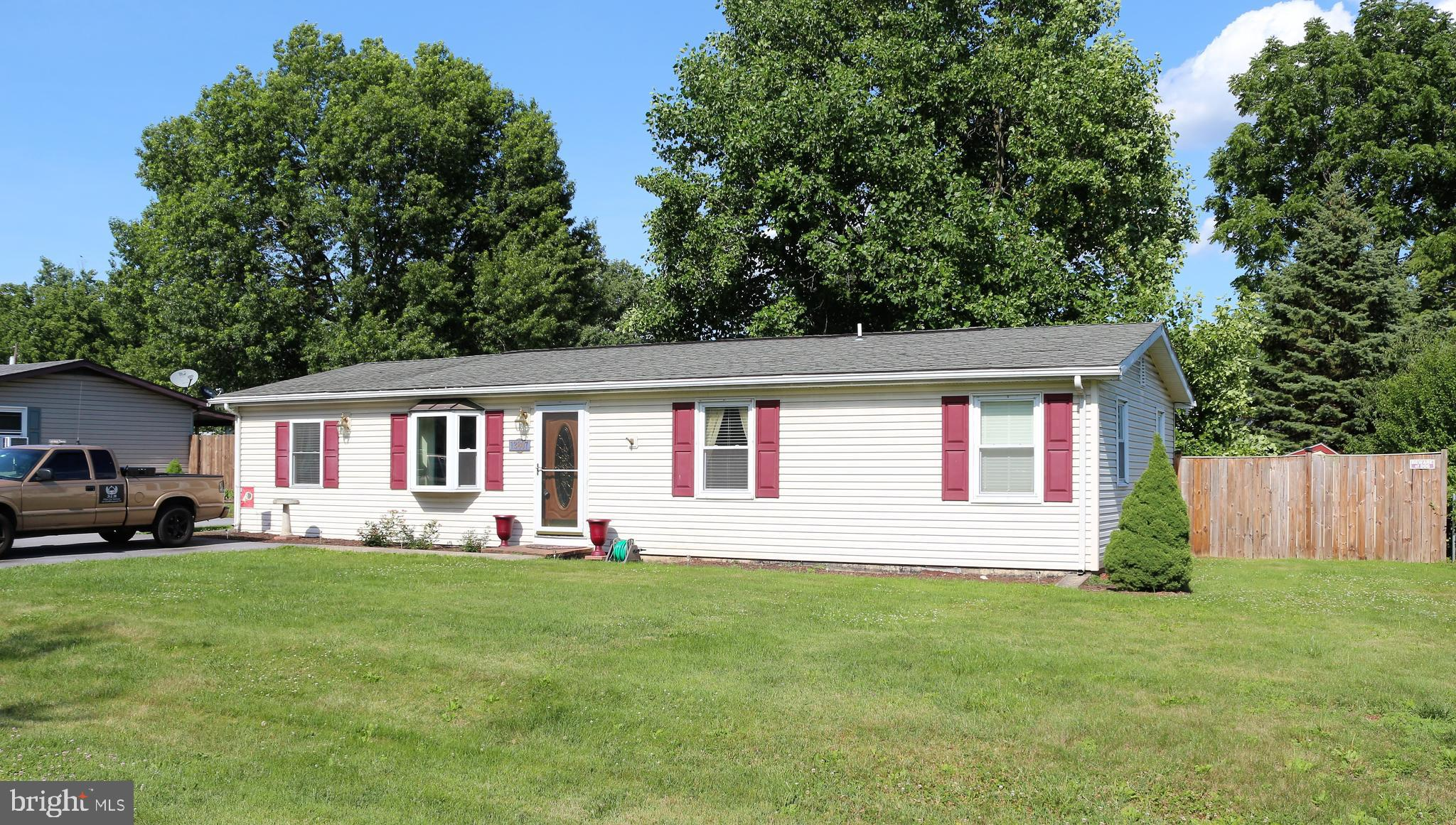 13807 DISTANT VIEW AVENUE, MAUGANSVILLE, MD 21767
