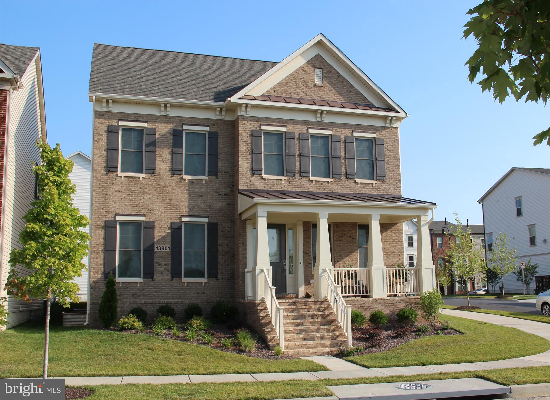 13801 BUFFLEHEAD STREET, CLARKSBURG, MD 20871