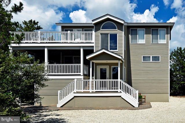 1010  LONG BEACH BOULEVARD  C, Long Beach Island in OCEAN County, NJ 08008 Home for Sale