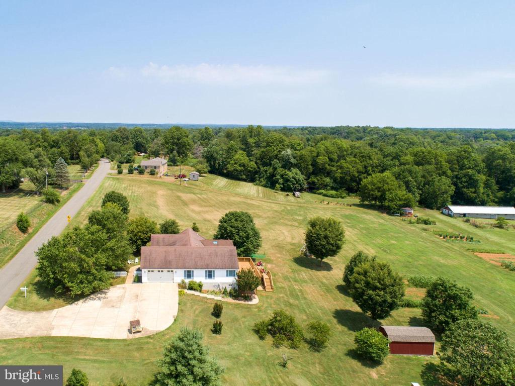 11513  MORGANSBURG ROAD, Bealeton in FAUQUIER County, VA 22712 Home for Sale
