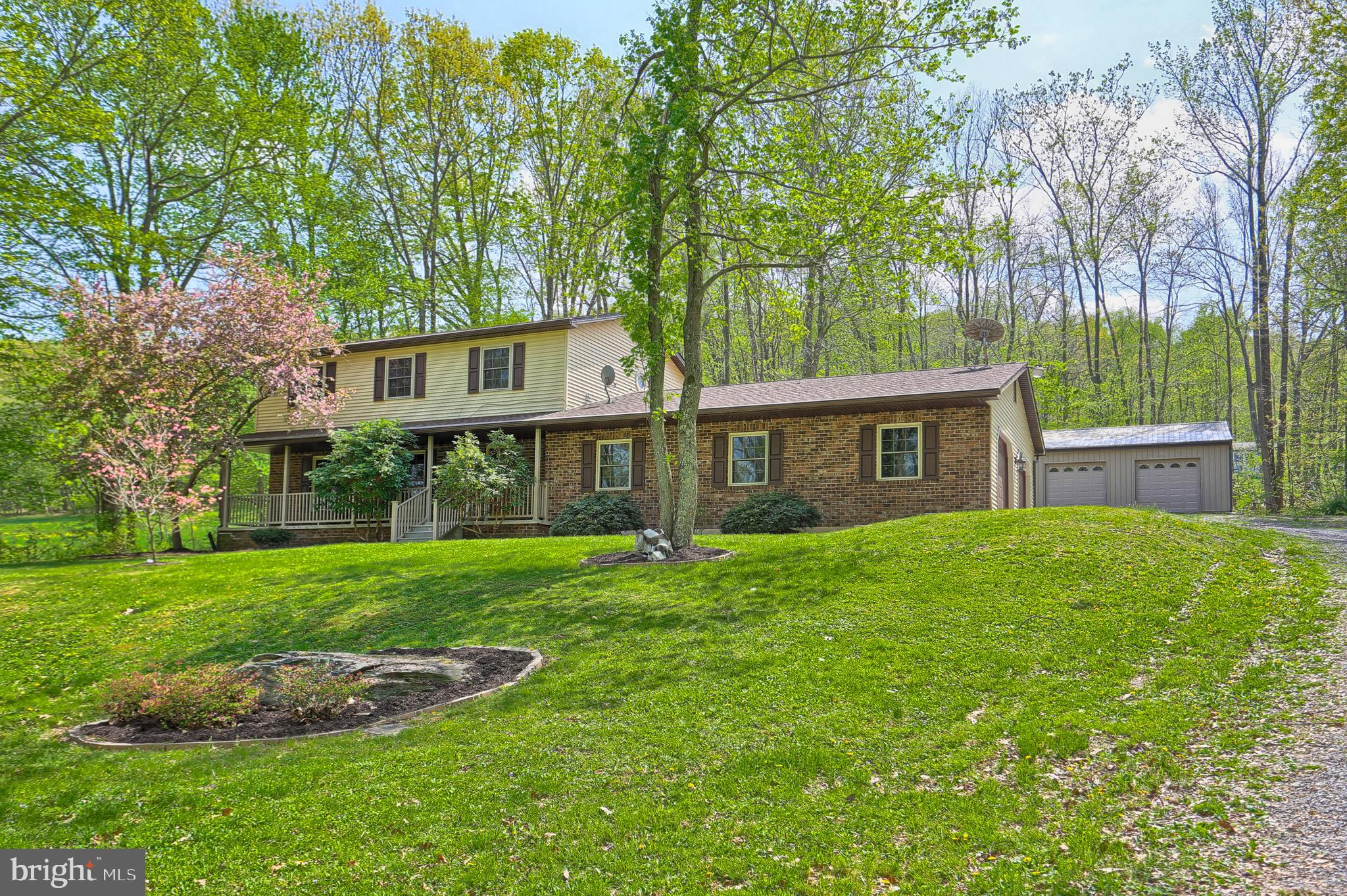490 PEAK VIEW ROAD, YORK SPRINGS, PA 17372
