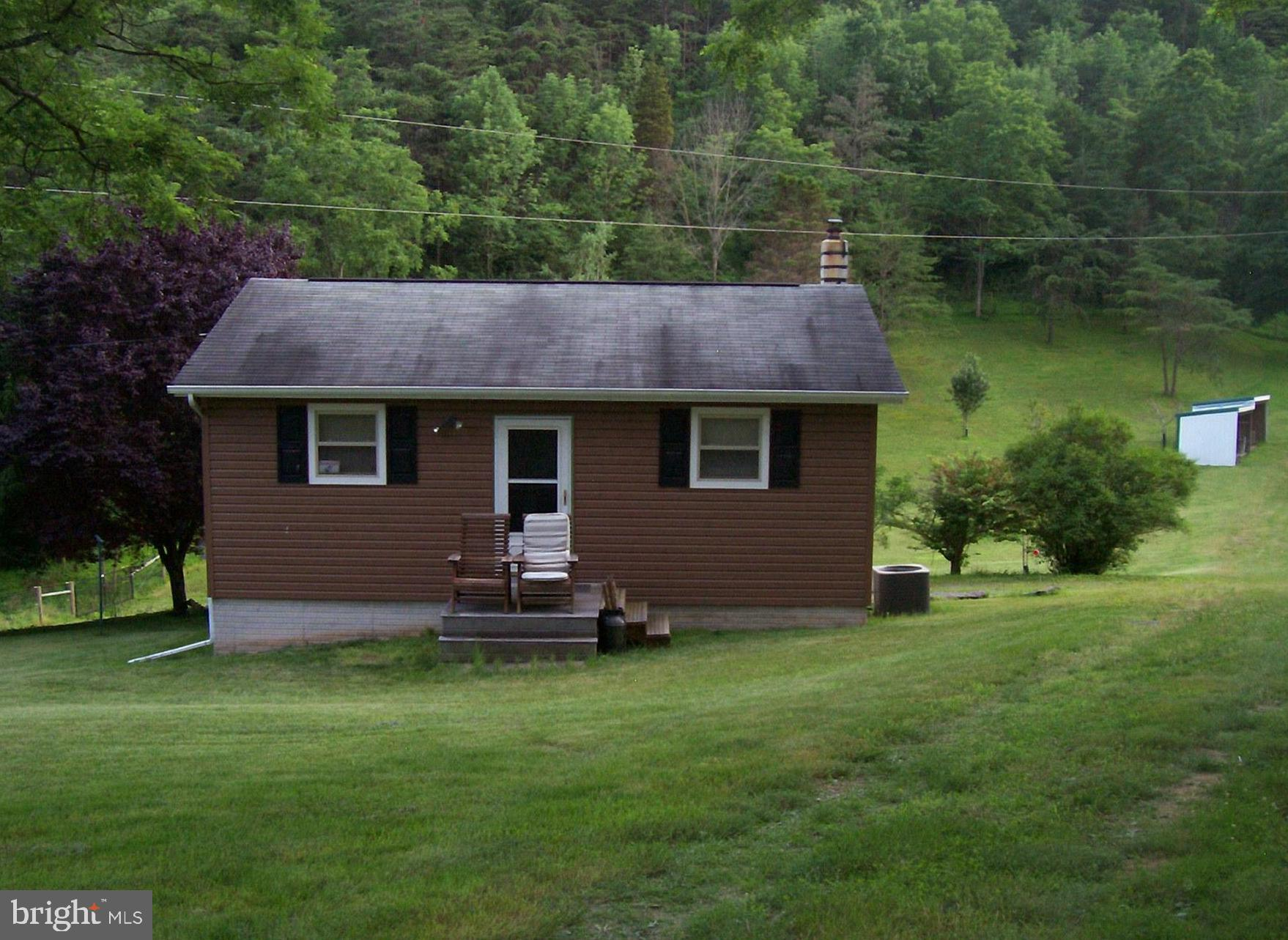 2 HIGHLAND SPRINGS DRIVE, OLD FIELDS, WV 26845