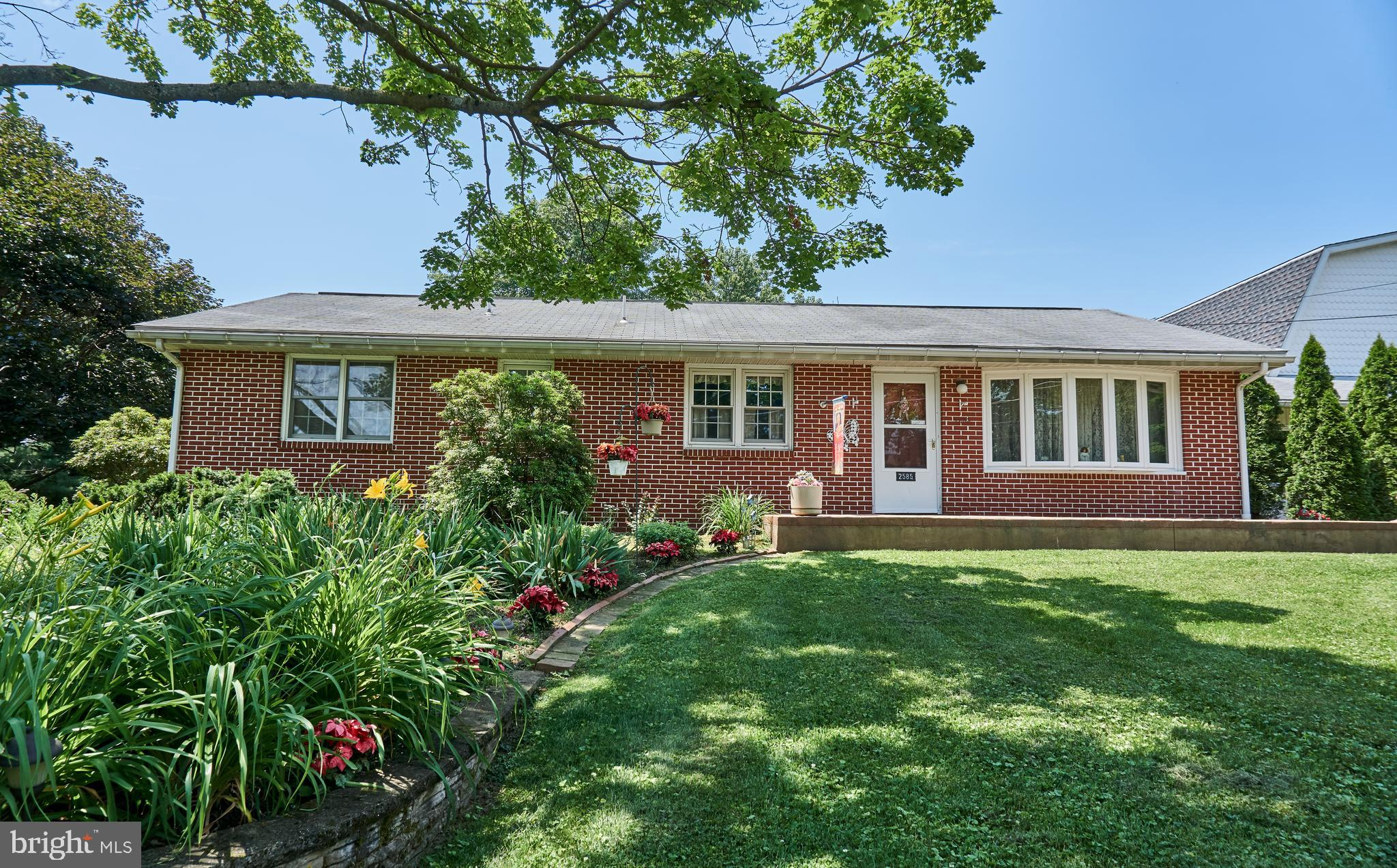 2585 GRANDVIEW DRIVE, YORK HAVEN, PA 17370