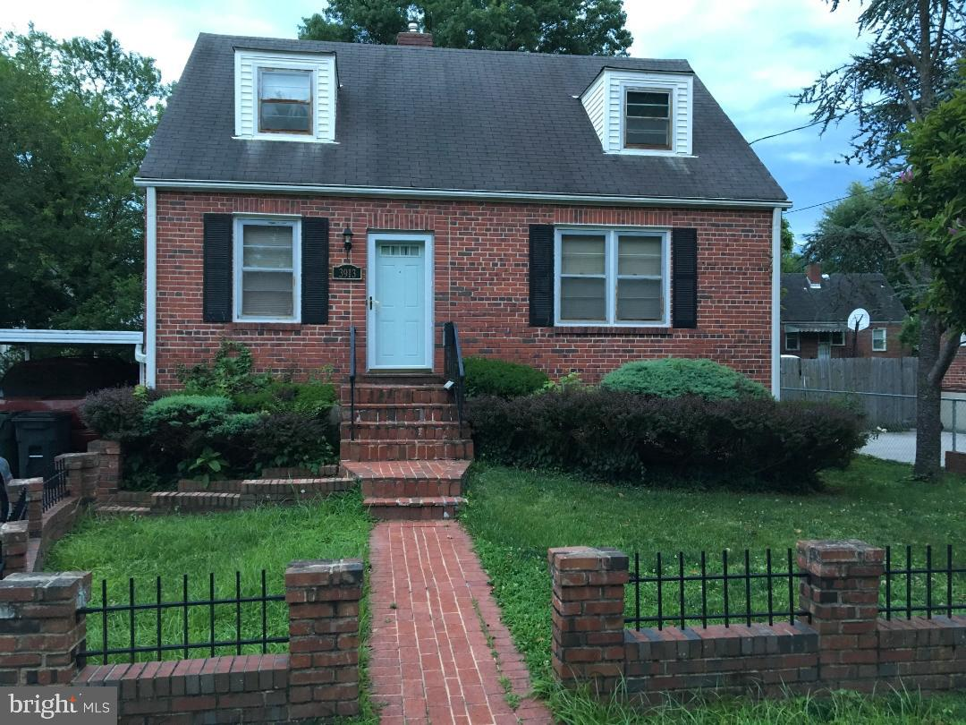3913 N WINDOM ROAD, NORTH BRENTWOOD, MD 20722