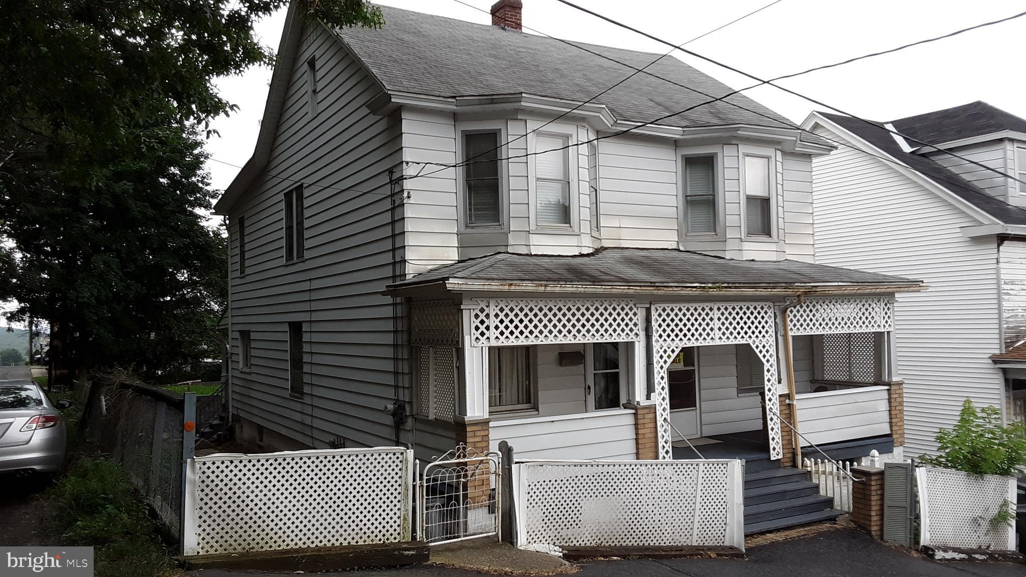 274 1ST STREET, COALDALE, PA 18218
