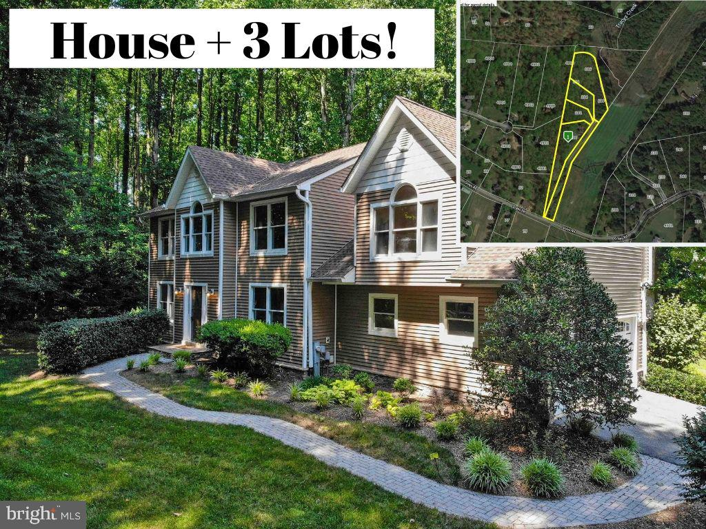 100 HUCKLEBERRY LANE WITH LOTS, HARWOOD, MD 20776