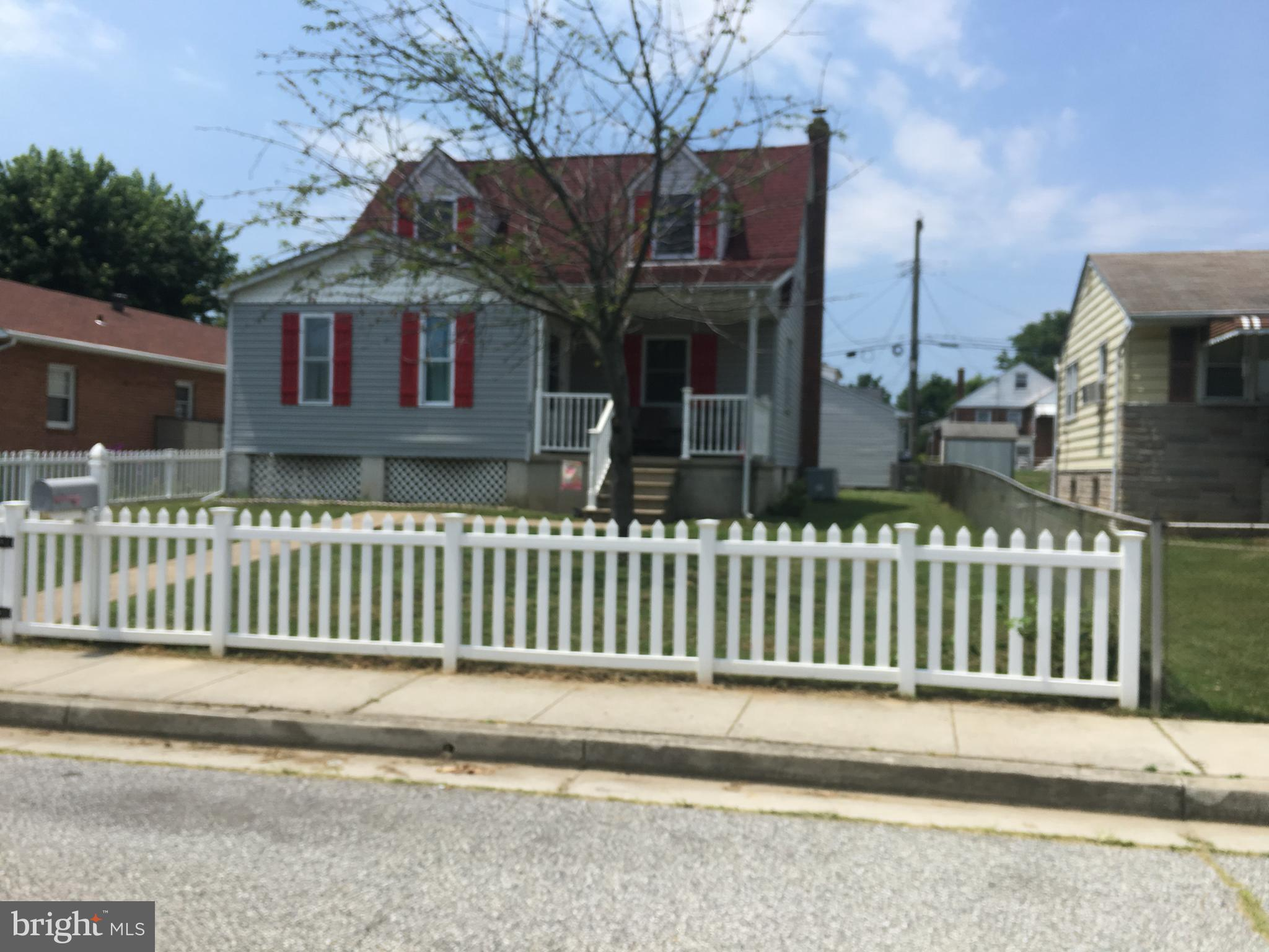 2902 SALISBURY AVENUE, BALTIMORE, MD 21219