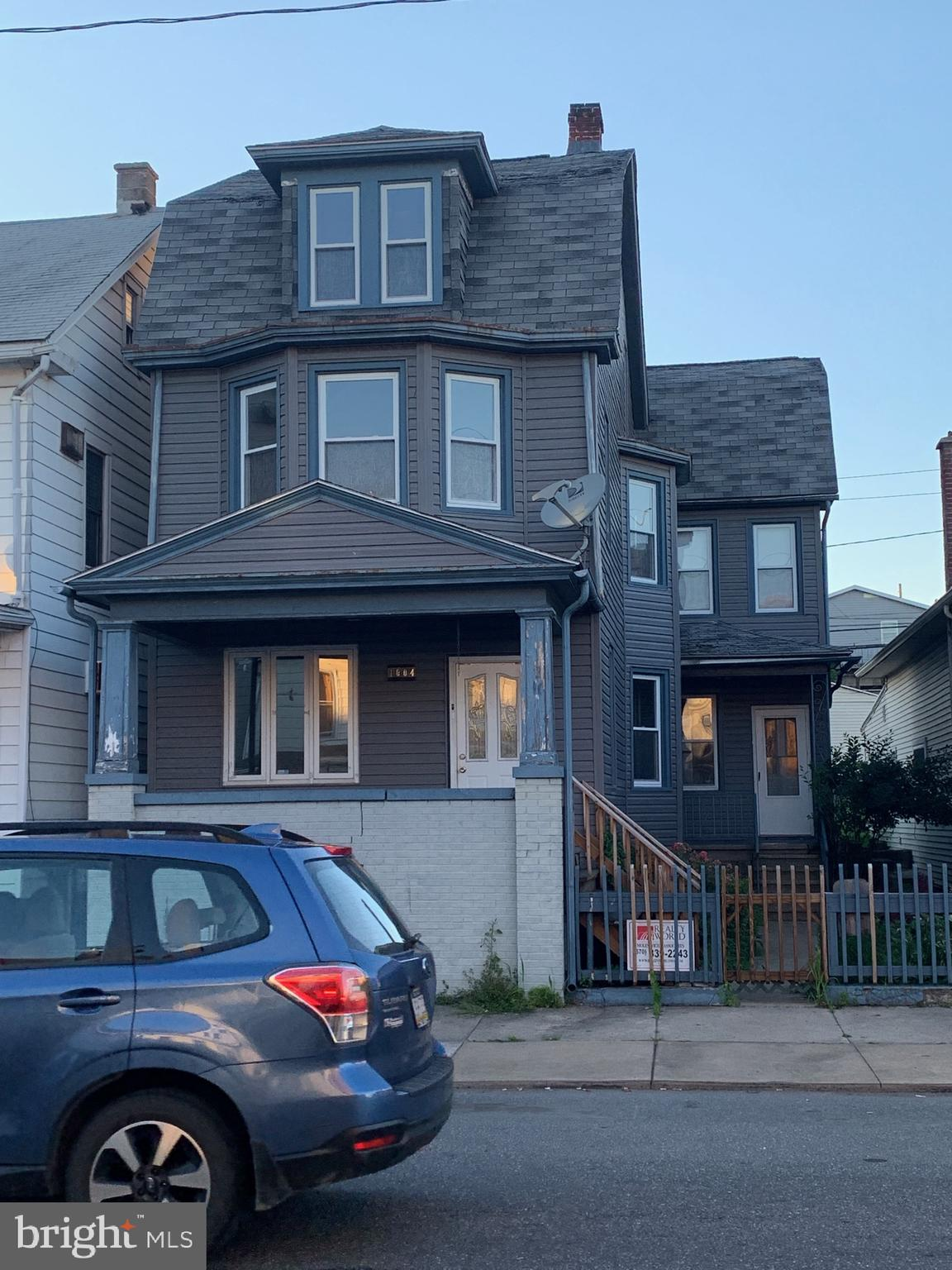 1004 CHESTNUT STREET, KULPMONT, PA 17834