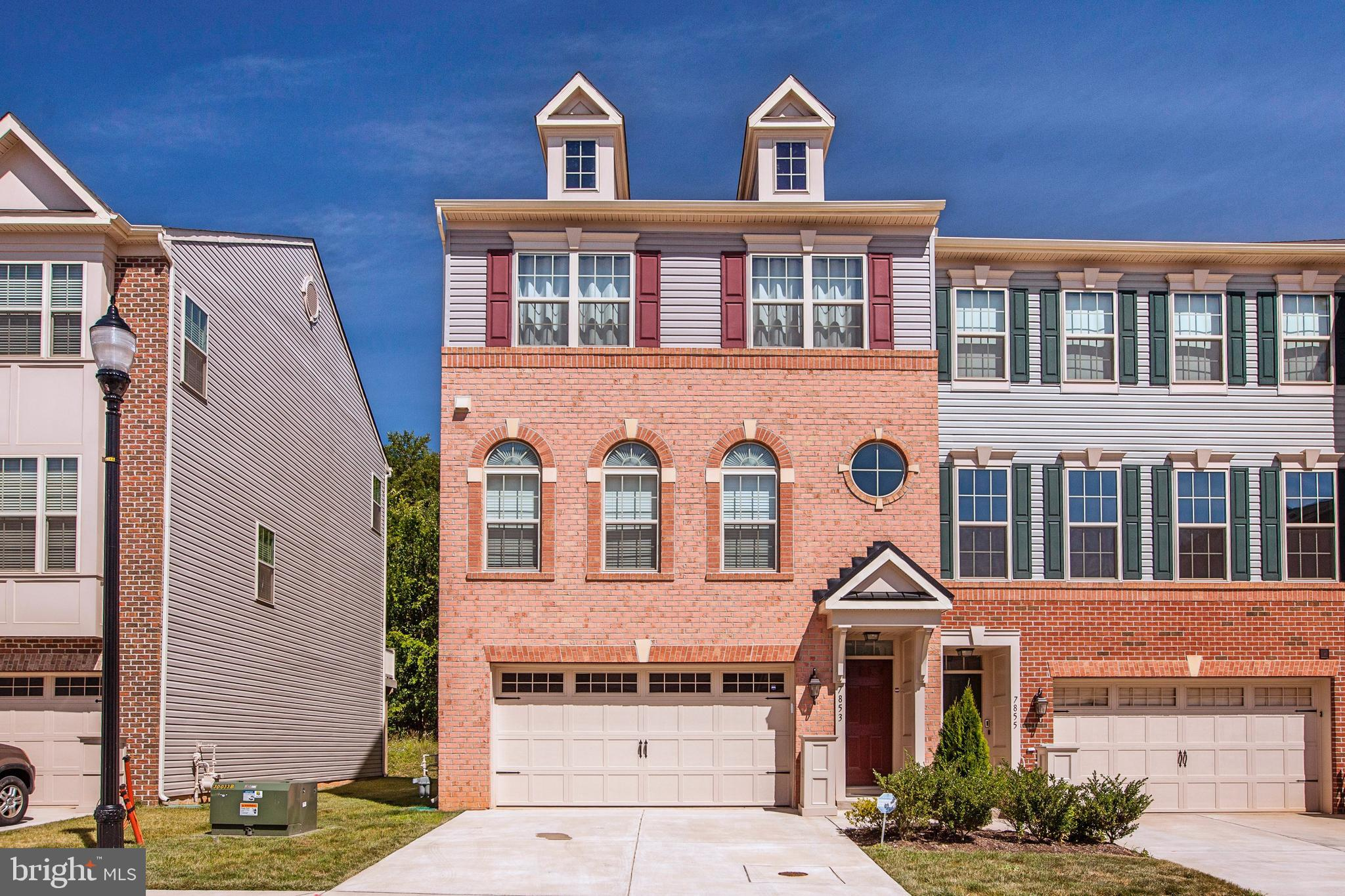 7853 RAPPAPORT DRIVE, JESSUP, MD 20794