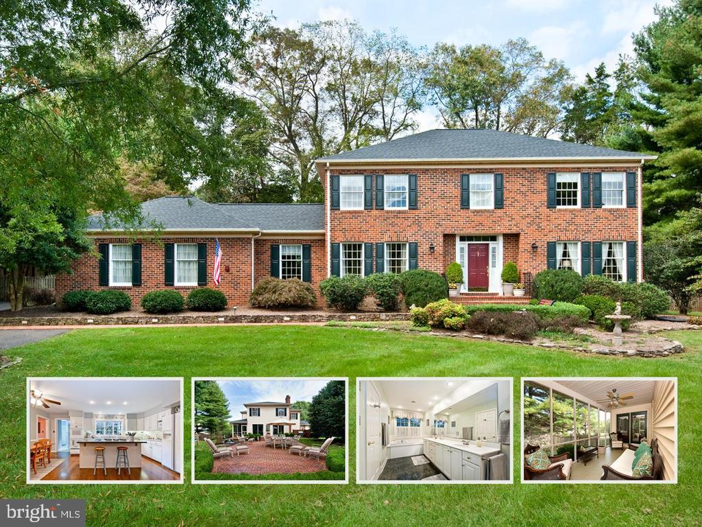 One of Fauquier County 4 Bedroom Homes for Sale at 7446  ASHLEY DRIVE