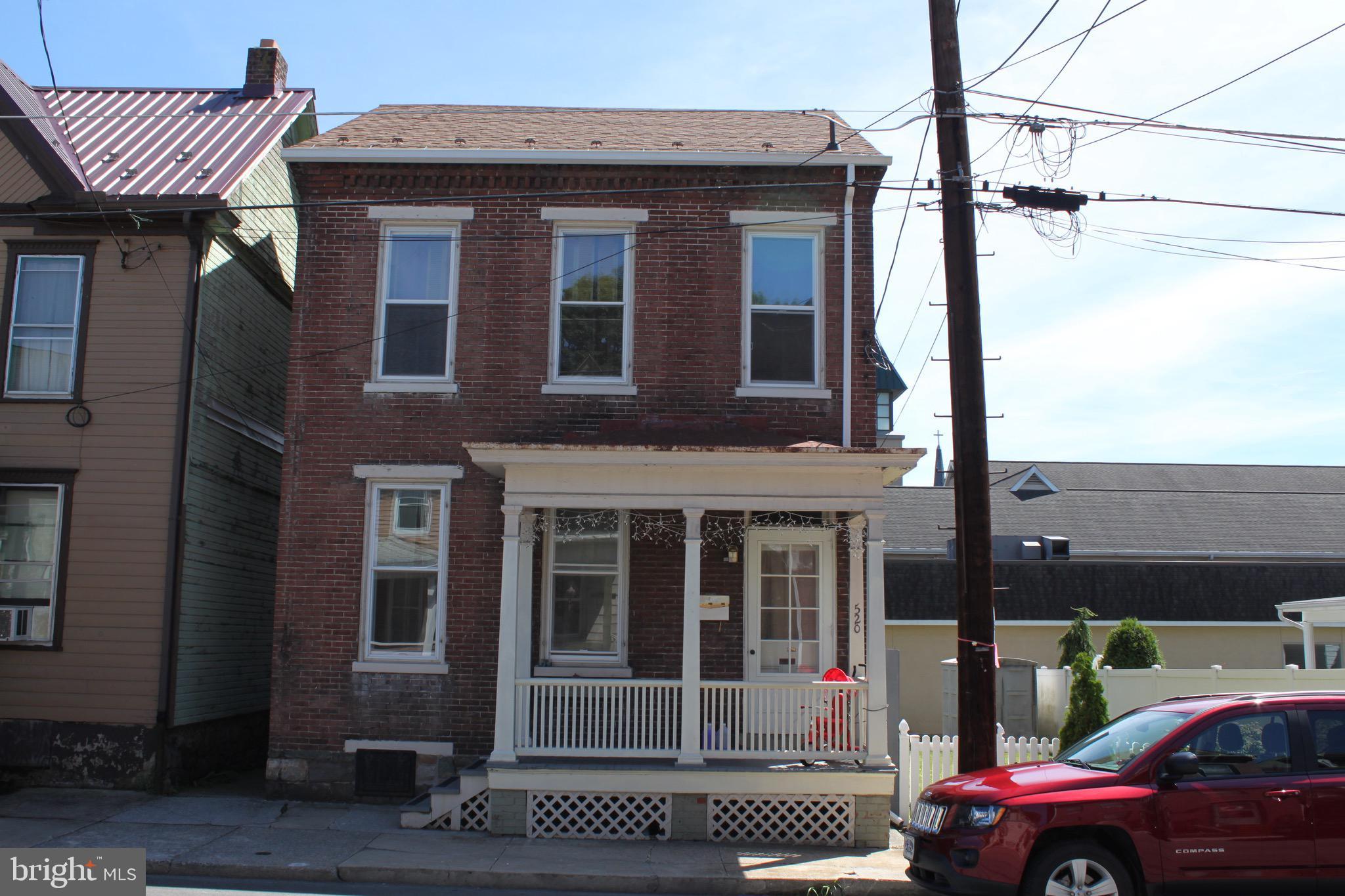 520 CHURCH STREET, HUNTINGDON, PA 16652