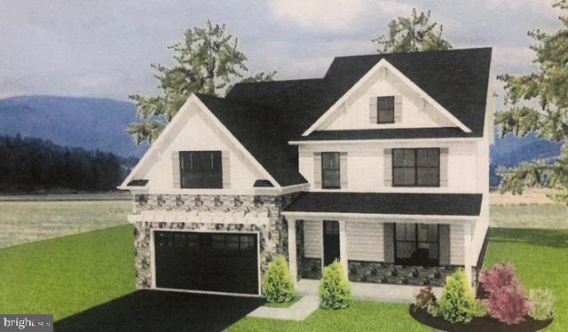 1110 MIDDLETOWN ROAD LOT 1, HUMMELSTOWN, PA 17036