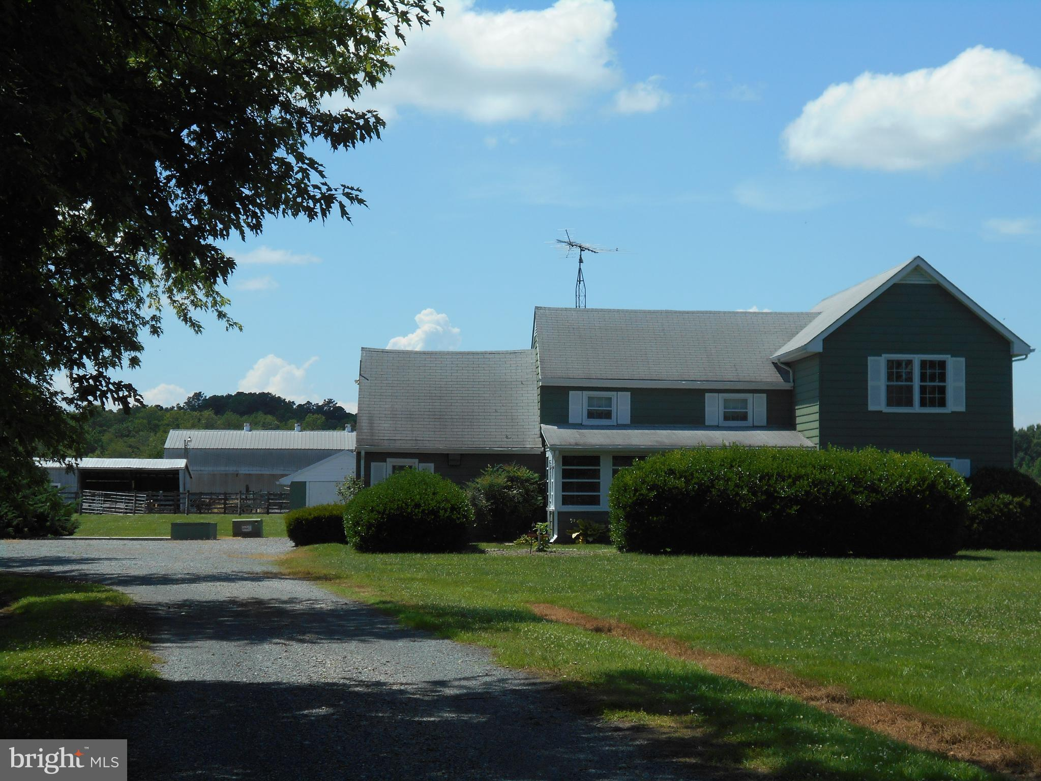 4566 HARRISVILLE ROAD, WOOLFORD, MD 21677