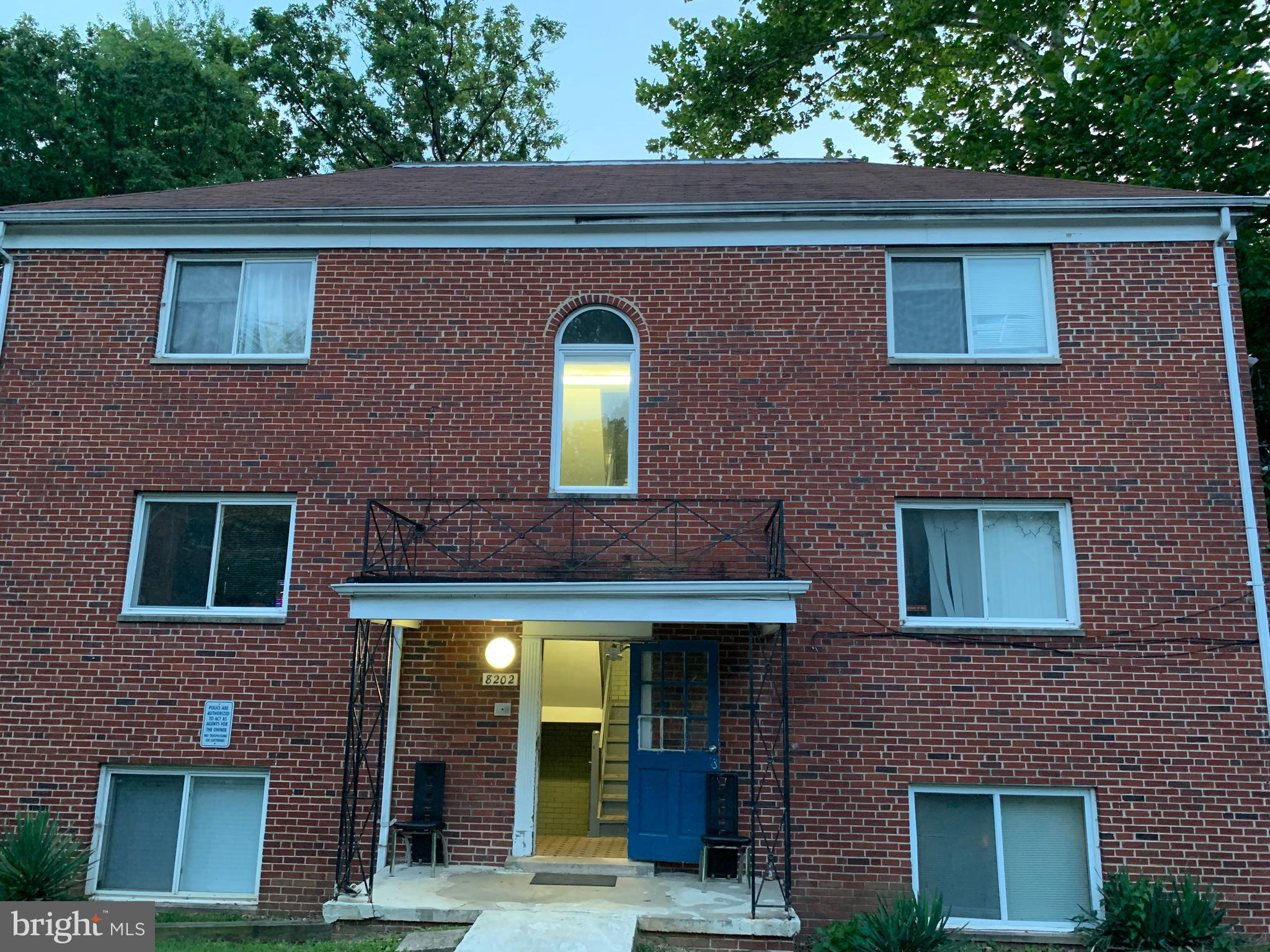 8202 HOUSTON COURT, TAKOMA PARK, MD 20912