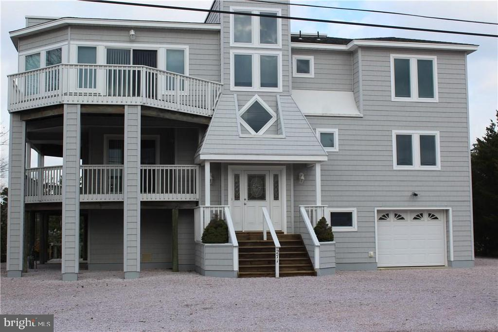 271  POMPANO DRIVE, Long Beach Island in OCEAN County, NJ 08008 Home for Sale