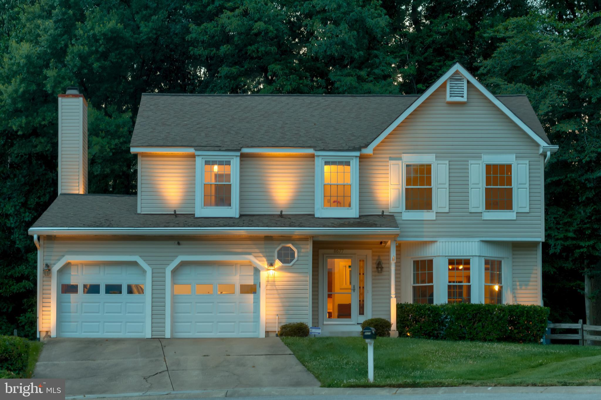 8677 CONCORD DRIVE, JESSUP, MD 20794