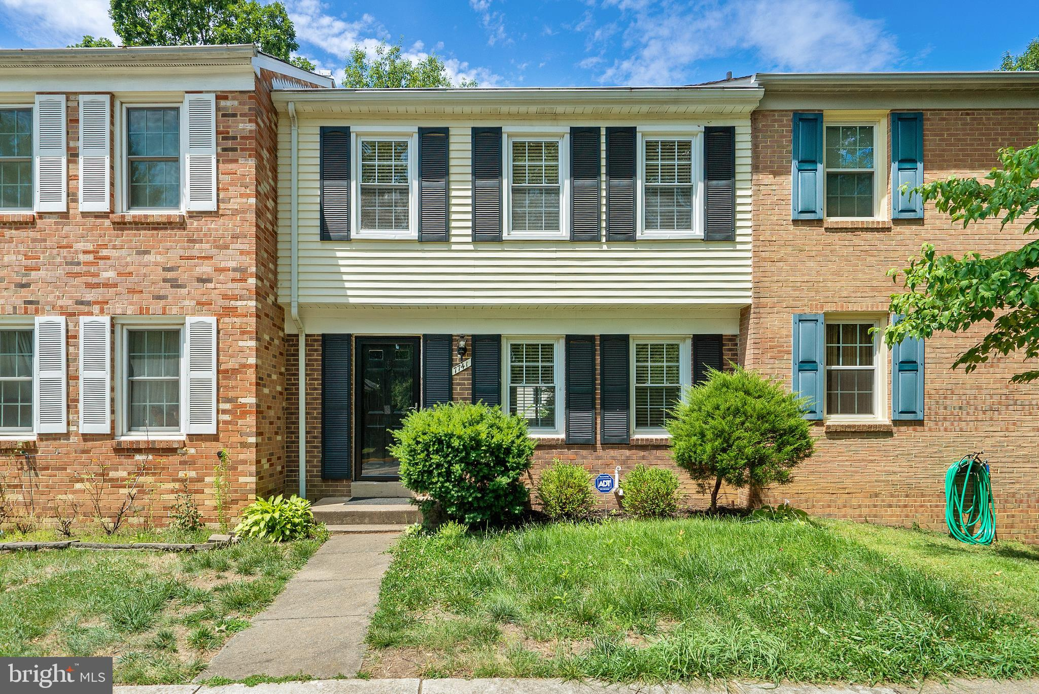 Charming 3-level townhouse with updated stainless steel appliances in kitchen! Hardwood floors in foyer and kitchen, tile bathrooms! 2 assigned spots plus guest parking on private loop street in Newington Station with swimming pool, tennis courts, and tot lots! Great commuter location with easy access to Fairfax County Pkwy, 95, and 495 Beltway, just minutes to Springfield Mall and Ft Belvoir! Home in decent condition overall, but sold in As-Is condition. Needs easy TLC to refresh, would add equity for new owner, or great rental for investor or HGTV enthusiast!