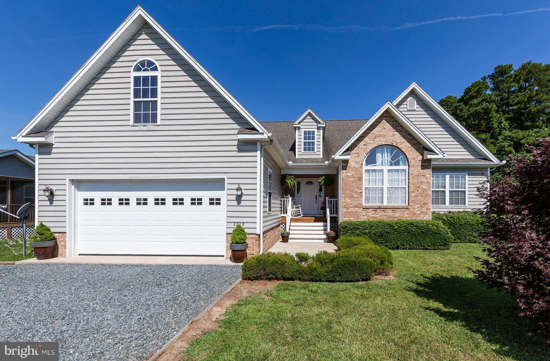 2218 CAPTAINS CORRIDOR, GREENBACKVILLE, VA 23356