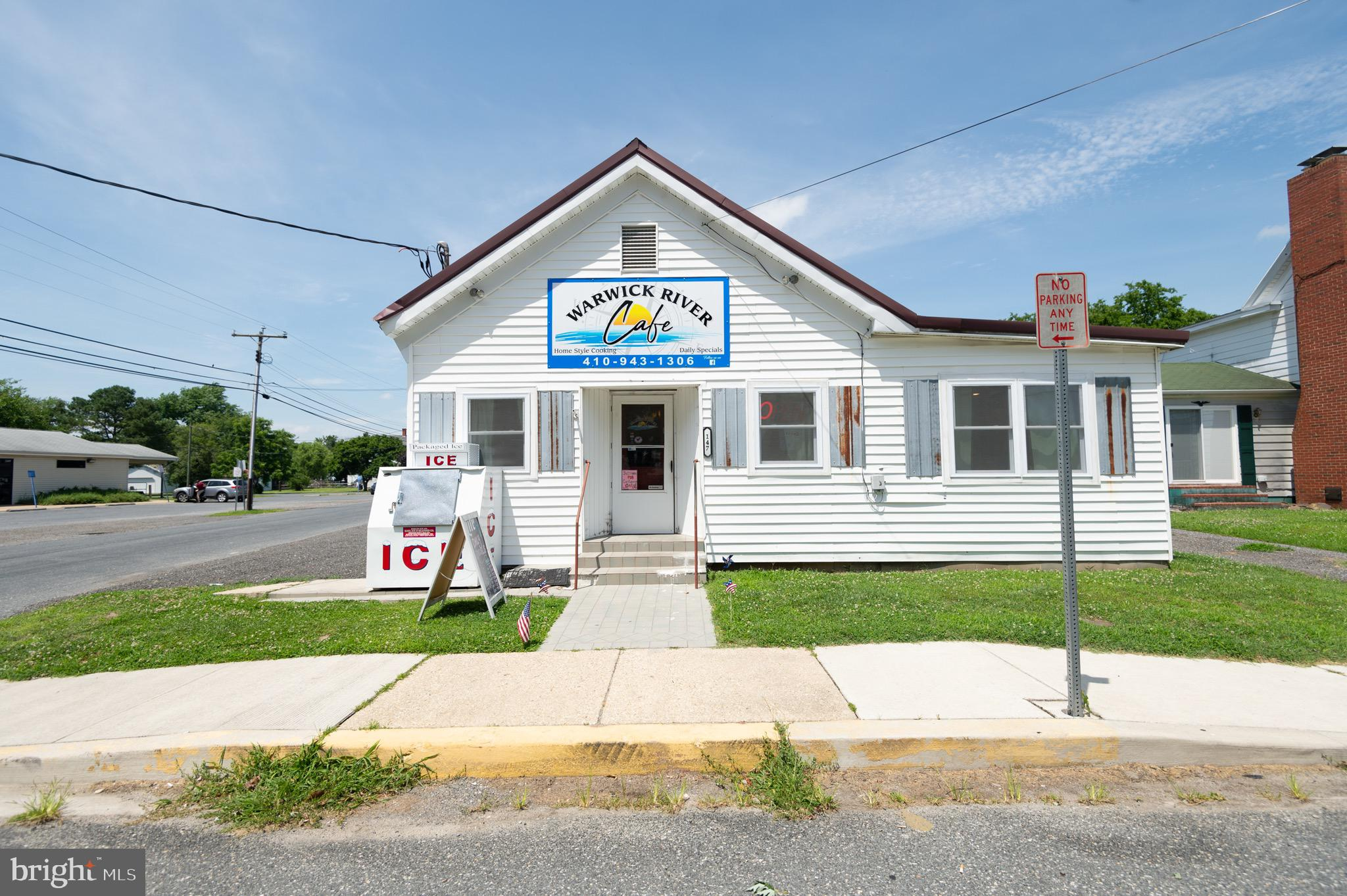 147 MAIN STREET, SECRETARY, MD 21664