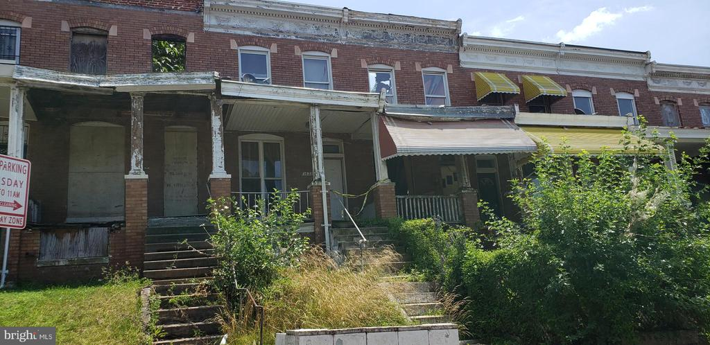 ONLINE AUCTION: TBD List Price is Suggested Opening Bid. 2 Story Townhome in Coppin Heights/Ash-Co-East. Property is Vacant. 10% Buyer's Premium. Deposit $2,000. For full Terms and Conditions contact auctioneer's office.