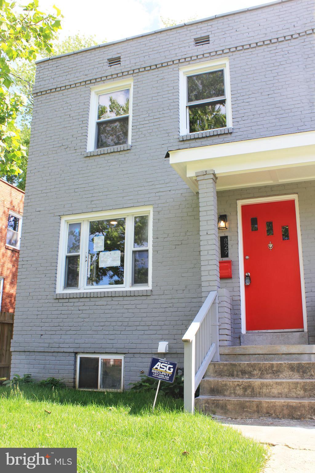 829 XENIA STREET SE, WASHINGTON, DC 20032